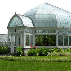 Sonnenberg Garden Greenhouse