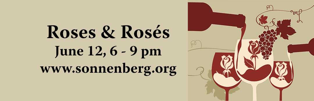 Roses & Rose' at Sonnenberg Gardens