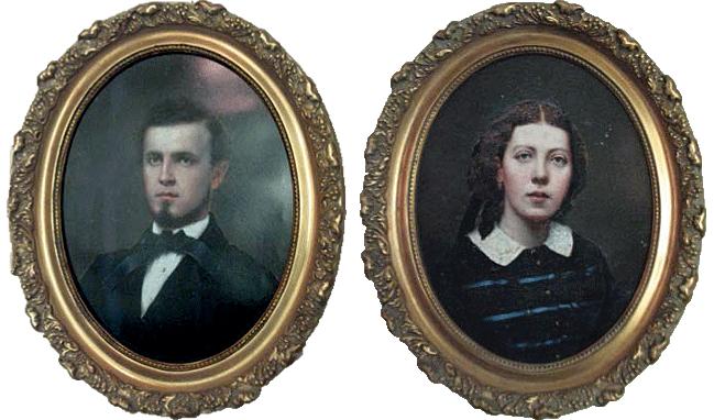 Frederick Ferris & Mary Clark Thompson