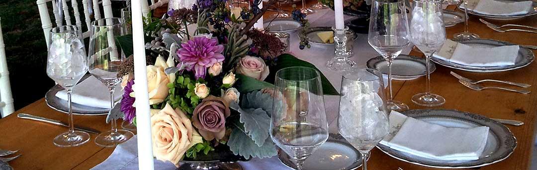 Wedding Receptions at Sonnenberg