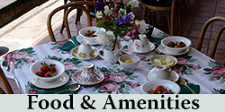 Food & Amenities