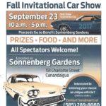 Sandman Fall Invitational Car Show