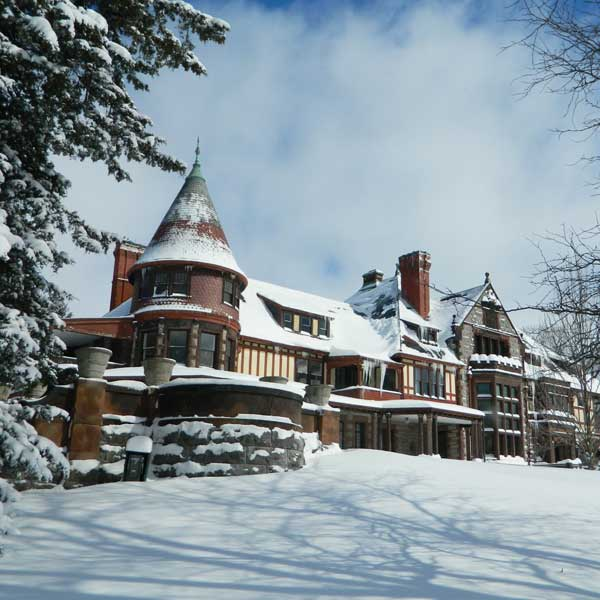 Winter Mansion